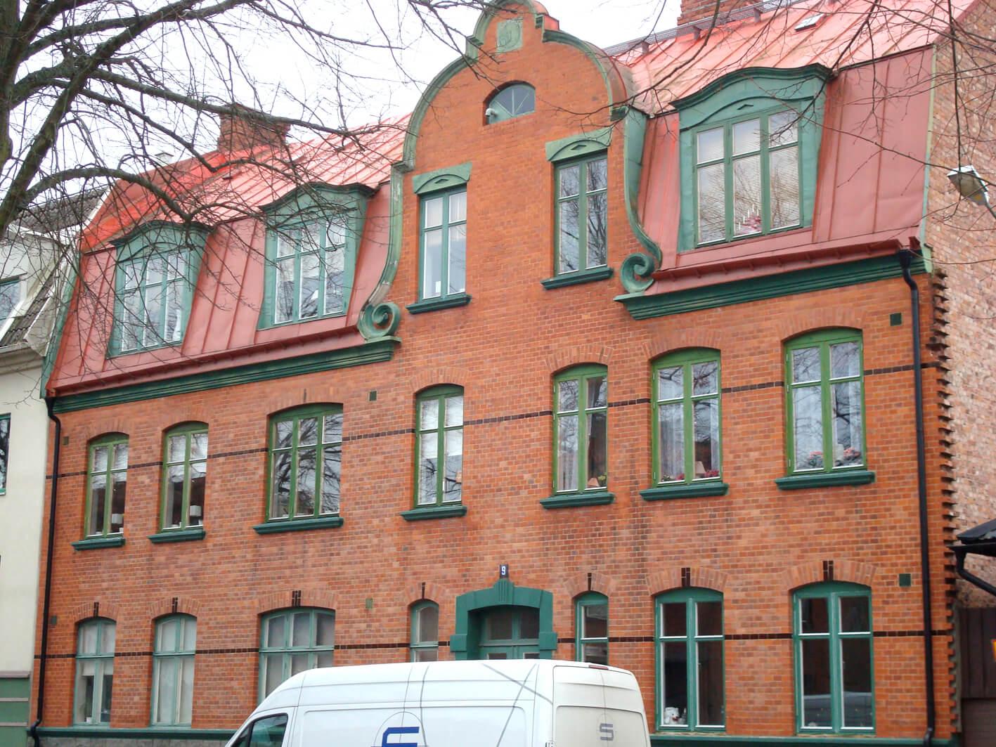 Nr 14 Erikdahlbergsvägen 9 Huvudbild